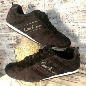 Coach Henrietta style shoes